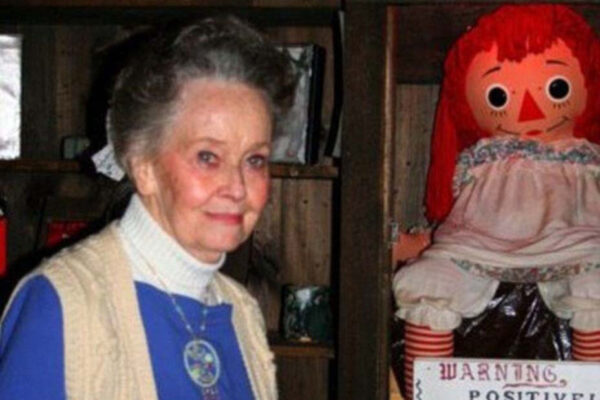 Annabelle: la bambola demoniaca